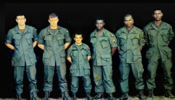 """The Giant Killer"": A Fascinating Look at the Smallest Green Beret in History"