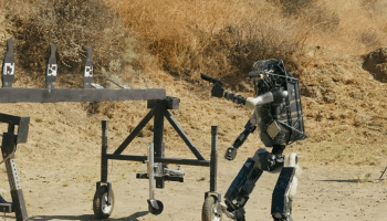 Army Experimenting With RoboCop-Like Biohybrid Technology