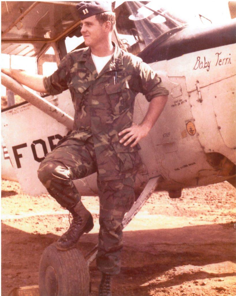 An American Reconnaissance Pilot in Vietnam Michael Leonard