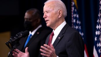 This Week on SOFREP: The Biden Administration, Already Outgunned by the Issues?