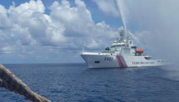 China's Coast Guard Ships Worry Japan, Which is Scrambling to Keep Up