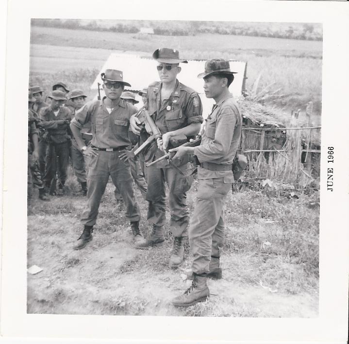 Lt. George Sisler, MACVSOG, Vietnam