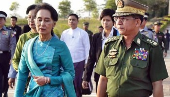 Myanmar Military Seizes Power in Coup, Arrests Key Government Leaders