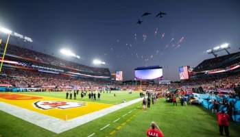The Message Hidden in the Super Bowl Trifecta Flyover
