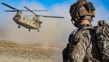 Biden Considering Extending US Troops' Stay in Afghanistan Until November