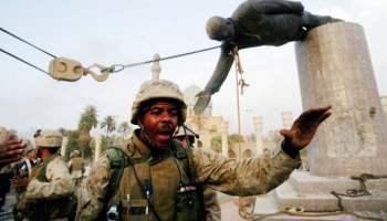 Invading Iraq Naked; John Black Style