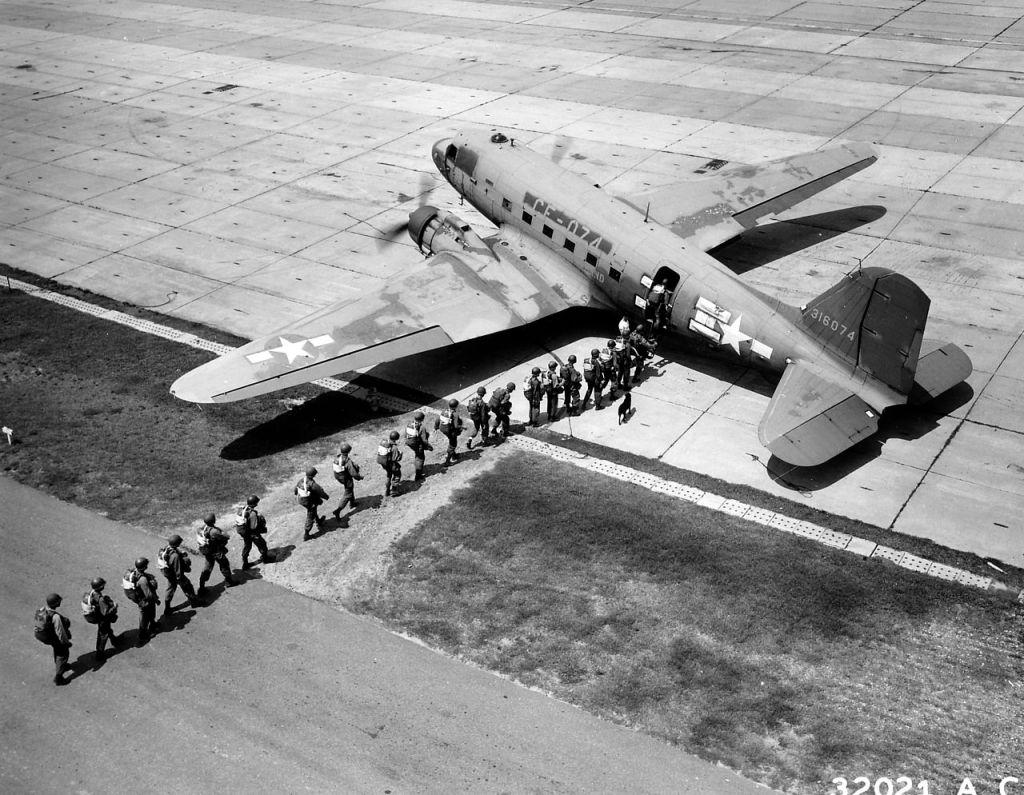 Airborne Test Platoon