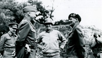 """General Patton: """"Have Taken Trier, Do You Want Me to Give it Back?"""""""