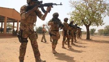 Mozambique Turns to Green BeretsAfter Russians Fail Against al-Shabaab