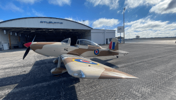 Escaping New York in a Homebuilt Aircraft
