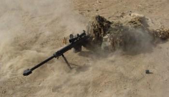 Becoming a Navy SEAL Sniper