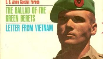Army Band HIJACKS Ballad of the Green Berets!