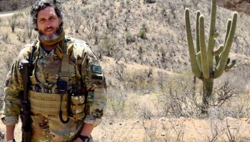 Crisis at the Dividing Line: Embedded With Arizona Border Recon