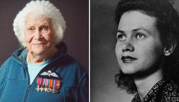 Phyllis Latour, the Last Female Special Operations Executive Agent