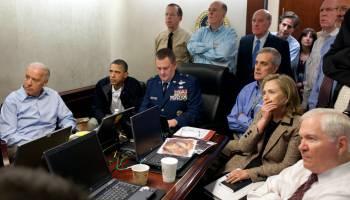 Biden Marks Ten-year Anniversary That Killed Osama bin Laden