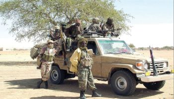 Hundreds of Rebels Killed in Chad as Political Turmoil Grips the Country
