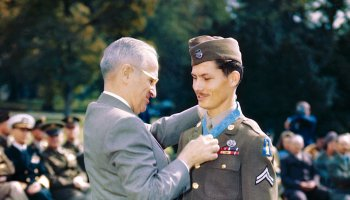 Desmond Doss the Conscientious Objector Who Received the Medal of Honor