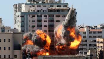 """Hamas Wants a Ceasefire but Israel Looks for a """"Cure, Not a Band-Aid"""""""