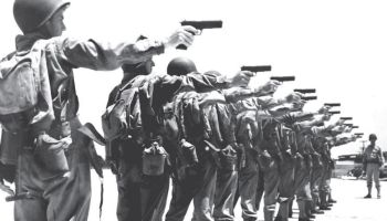 The M1911 Pistol in the Hands of Heroes | 5 Times It Kicked Ass