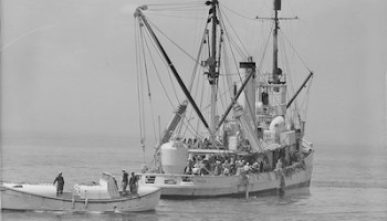USS Squalus and the First Submarine Rescue in US History