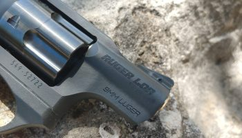 The 9mm Revolver - Weird, but Handy?