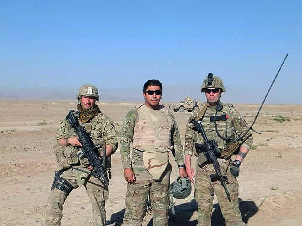 Afghan ally and partner