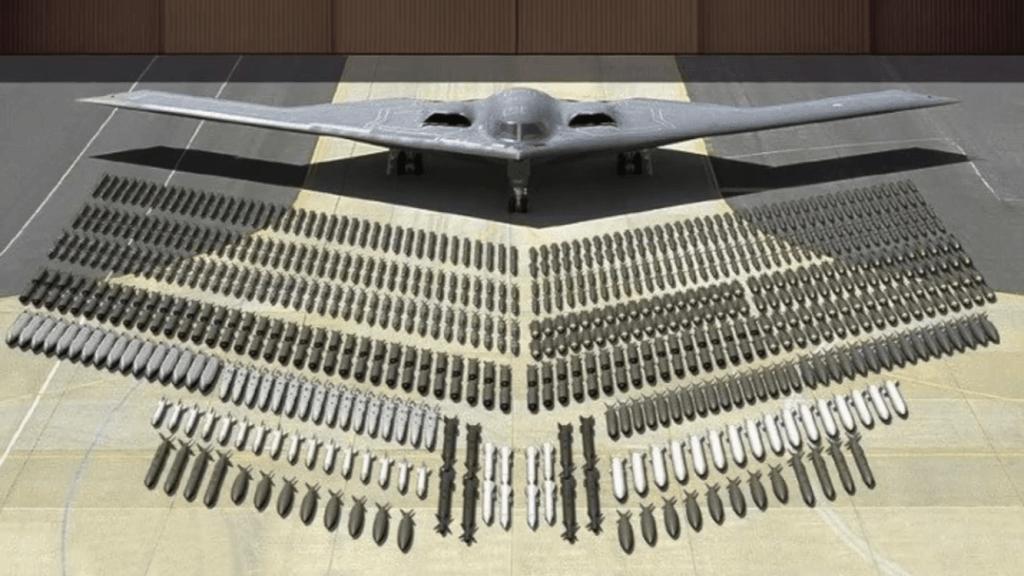 B-21 bomber