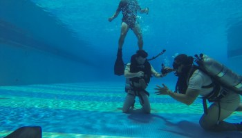 Special Forces Soldier Drowns During Combat Diver Training