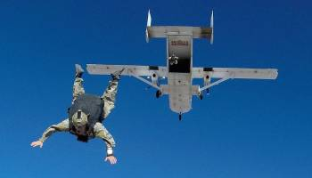 US Special Operators Have Mastered a Tricky Infiltration Method, But There's Still a Chance They Could Come Crashing Through Your Roof