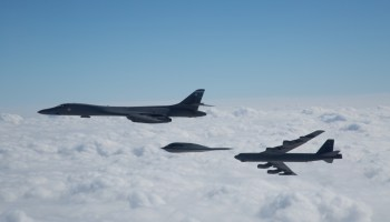 A B-1 Bomber Odyssey: Long Days and Longer Nights