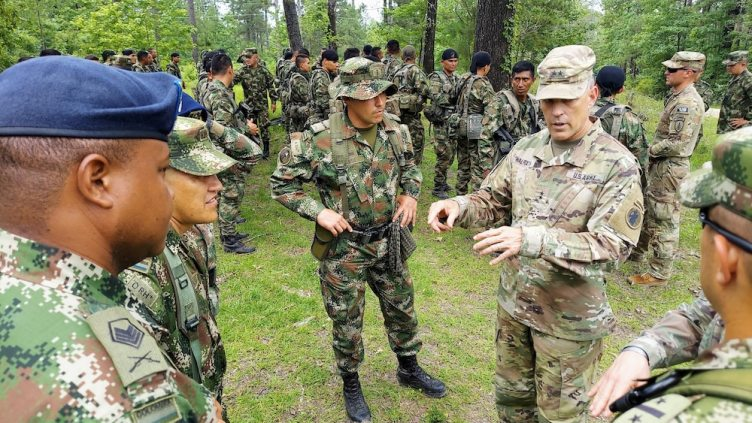 What Makes Colombian Army Veterans So Popular Mercenaries?