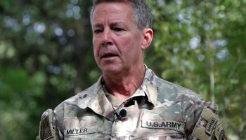 General Miller Steps Down Signaling the End of an Era