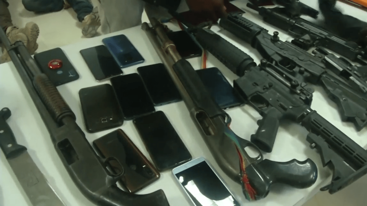 Guns of Haiti: An Analysis of the Arsenal Used by the Assassins of Haiti's President