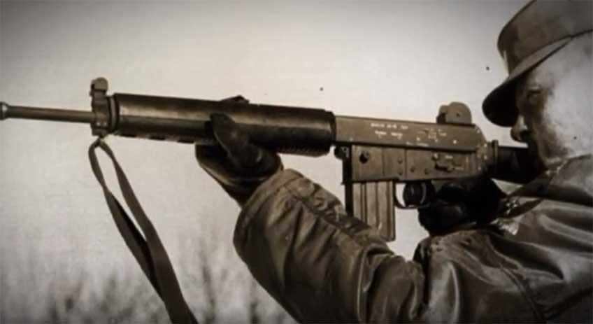 The AR-18: Armalite's Innovative Failure of a Rifle