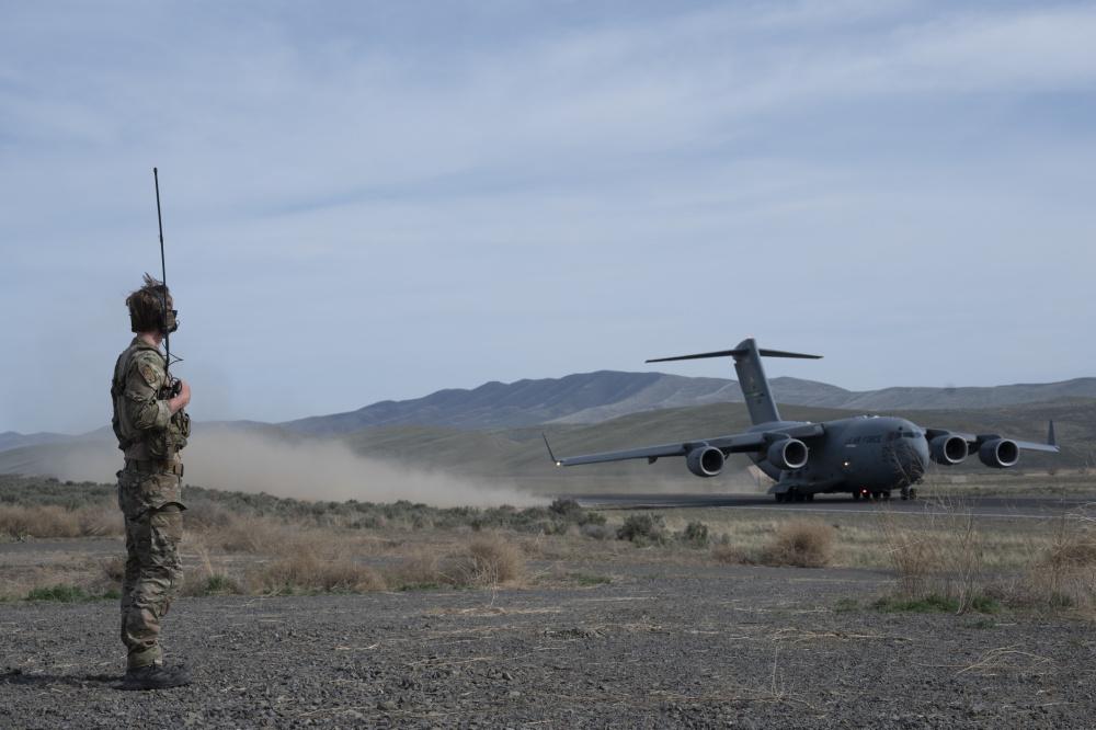 U.S. Air Force Special Tactics operator