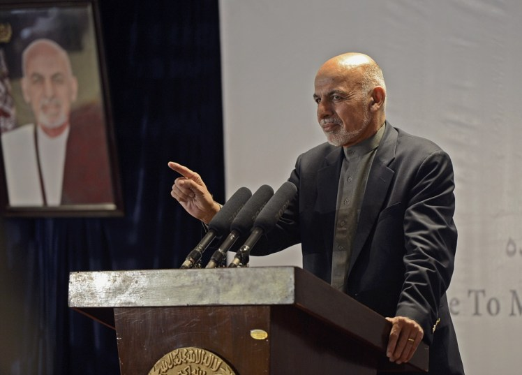 Afghanistan Collapses