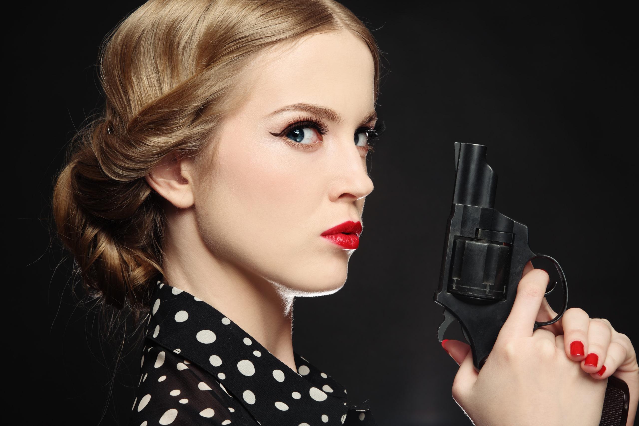 Revolvers guns for women
