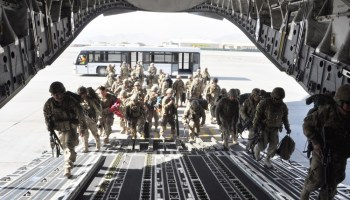 The US Didn't Leave Afghanistan a Mess, We Left Because It Is a Mess
