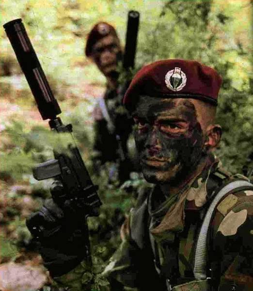 Czechoslovakian Commandos