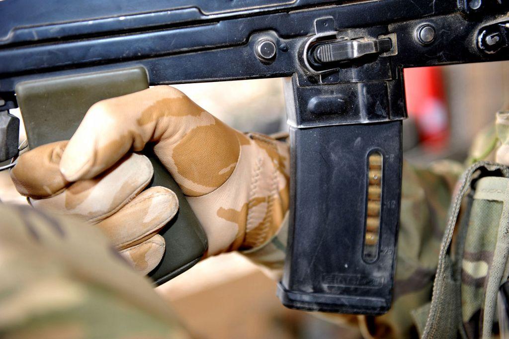 Bullup rifle