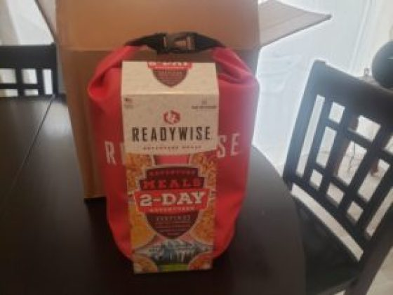 Readywise 2-day meal pack