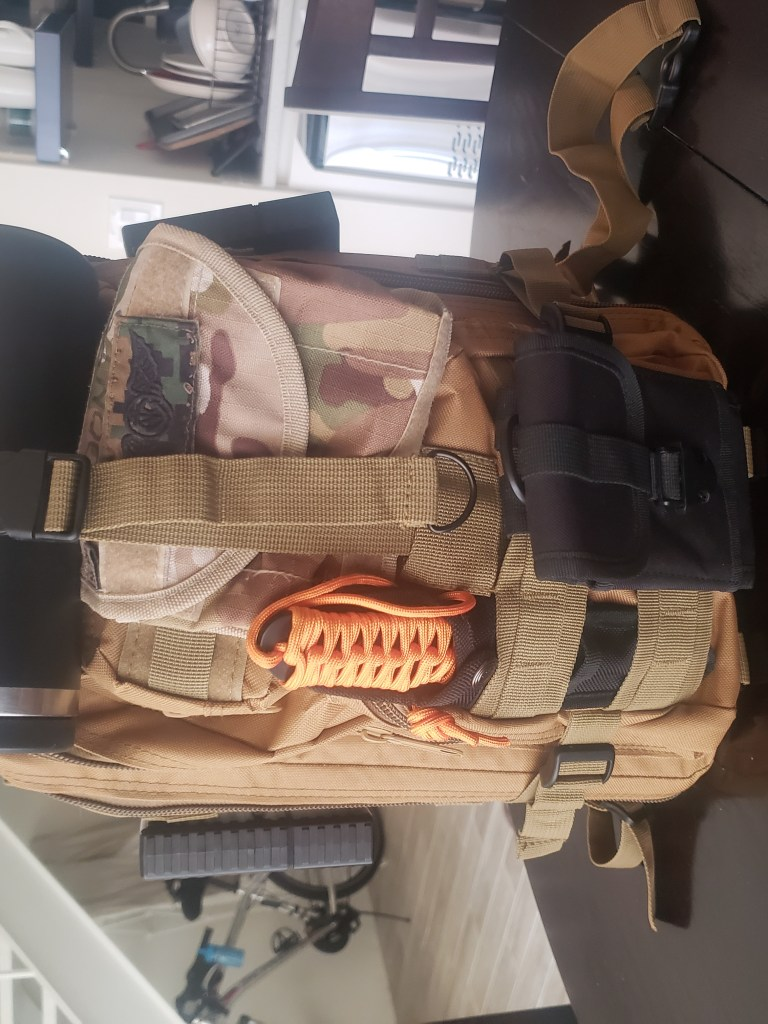 Military 3P Tactical 25L Backpack