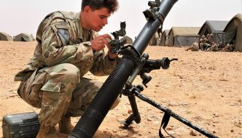 The 81mm Mortar - The David of Modern Warfare