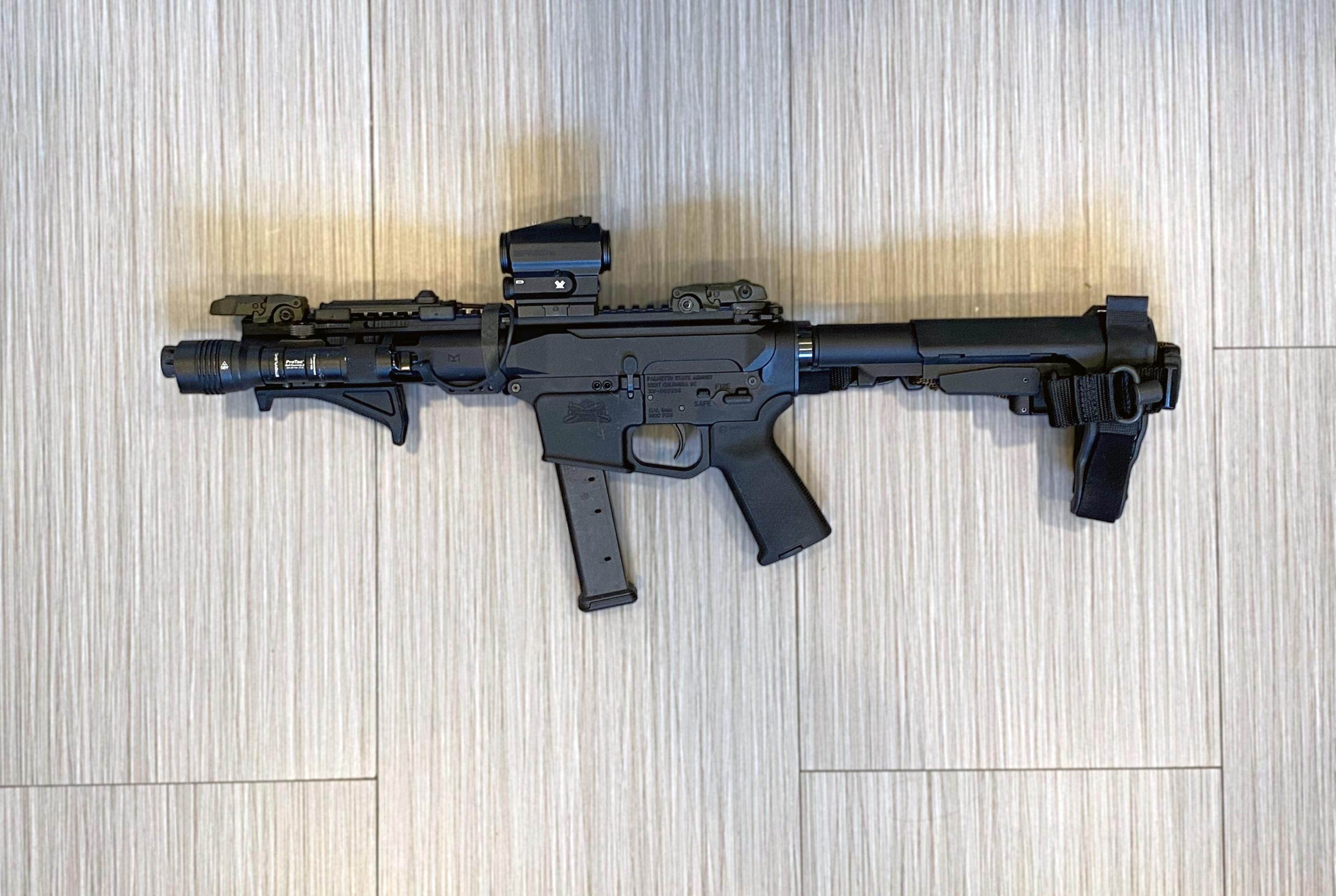 AR 27-round Magpul