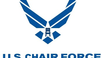 Nothing Can Stop the US Chair Force!