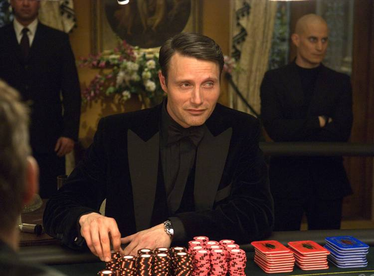 Le Chiffre Top James Bond Villains
