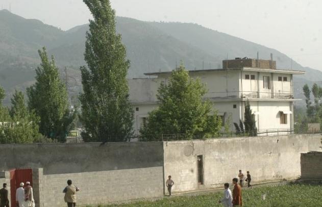 Bin Laden's compound hideout Pakistan
