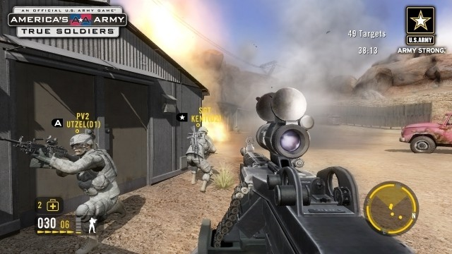 America's Army Video game