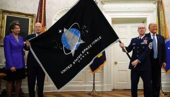 Space Force: More Than Just Satellites and Star Trek