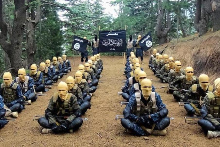 ISIS K figters